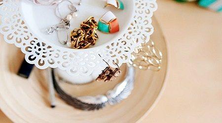 Diy Przechowywanie Biżuterii