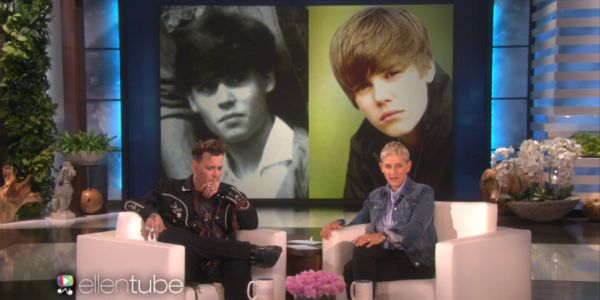 Screen Ellen Degeneres Show