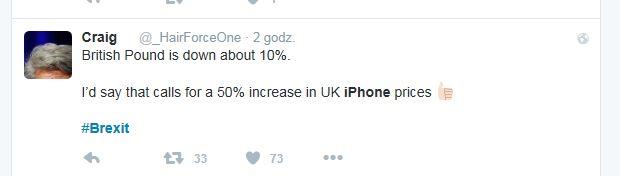tweet Brexit