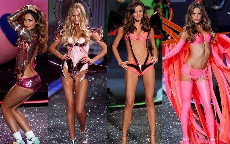 pokaz Victoria's Secret