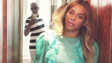 Beyonce z mężem Jay Z