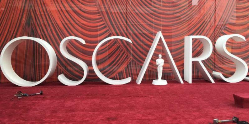 Wpadka podczas rozdania Oscarów