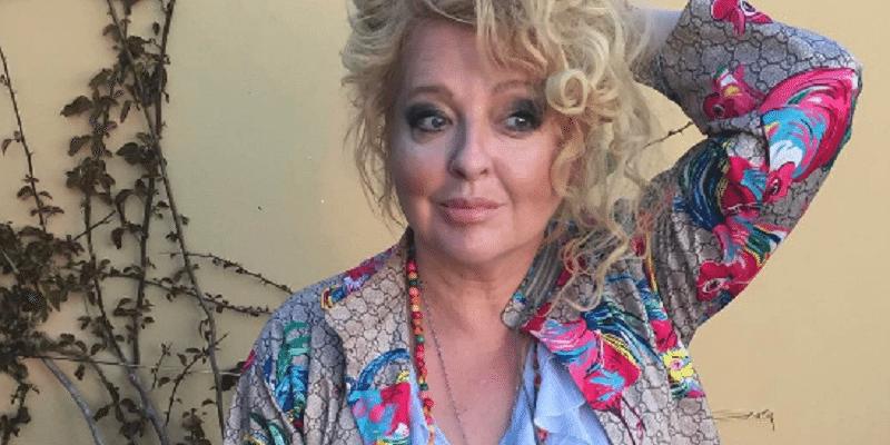 Magda Gessler pokazała się bez makijażu