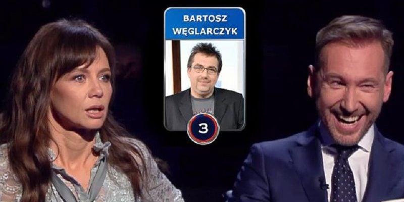 Kinga Rusin i Piotr Kraśko nie znali odpowiedzi na pytanie za milion złotych