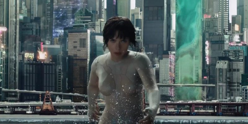 Ghost in the Shell - premiery filmowe 2017