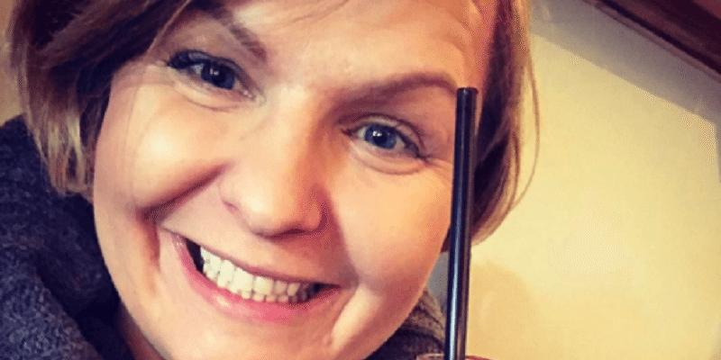 Otylia Jędrzejczak pochwaliła się, jak spędza ostatnie chwile przed porodem