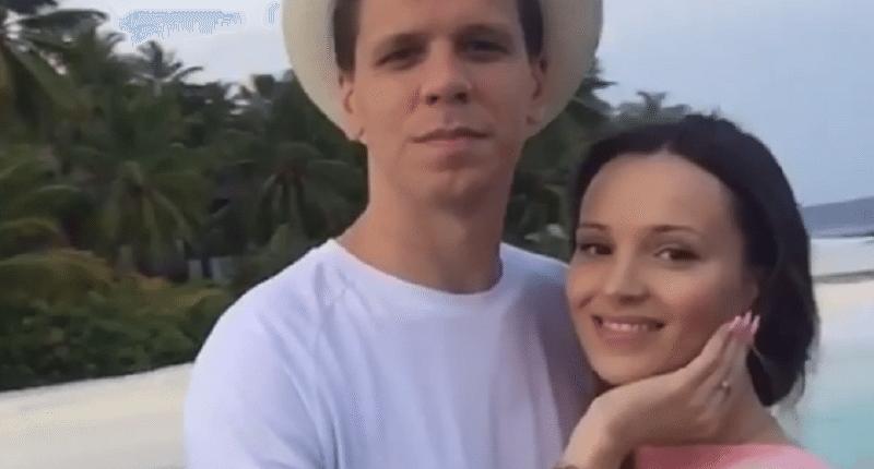 Wojtek Szczęsny komentuje ciążę Mariny