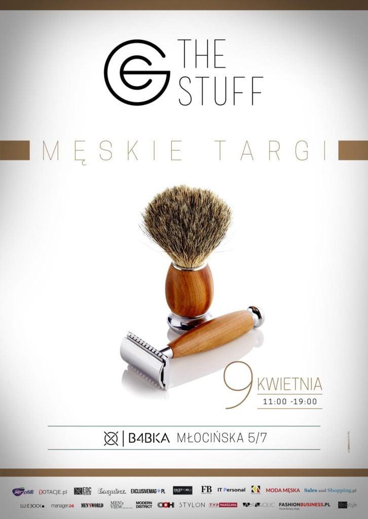 the stuff - męskie targi