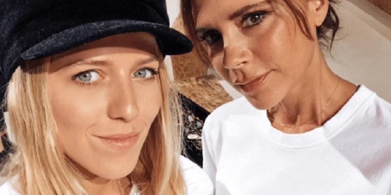 Jessica Mercedes o spotkaniu z Victorią Beckham