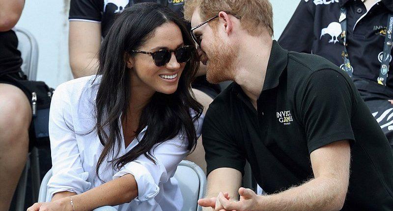 Książę Harry i Meghan Markle dostali na ślub niezwykły prezent