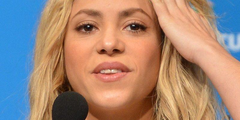 Jak się czuje Shakira