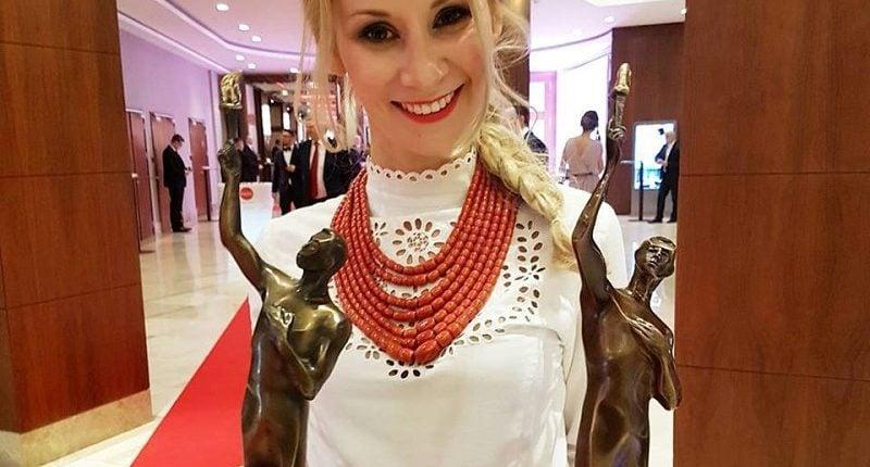 Ewa Bilan-Stoch chce zostać gwiazdą
