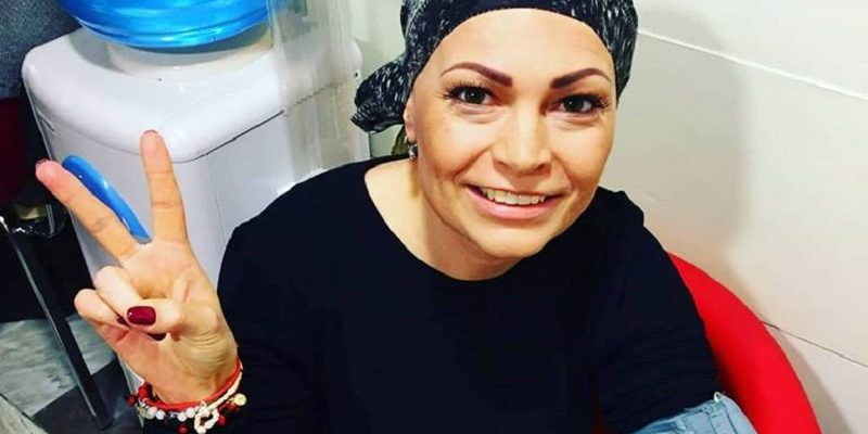 Joanna Górska: Już nie muszę zakładać włosów, mam swoje