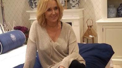 Agata Młynarska pokazała zdjęcie bez makijażu