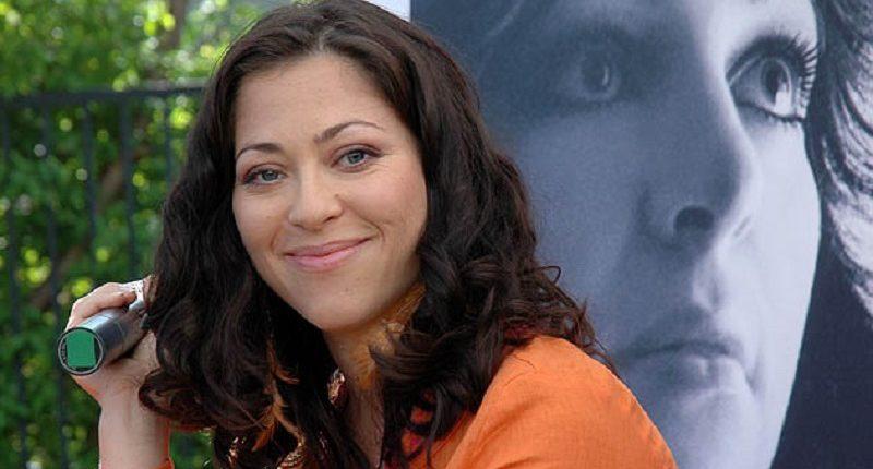 Natalia Kukulska po raz pierwszy odwiedziła miejsce katastrofy, w której zginęła Anna Jantar