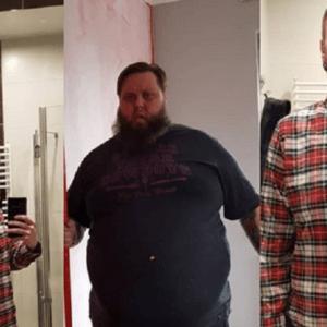 """Mateusz Borkowski z """"Googlebox"""" schudł 130 kilogramów! Jak mu się to udało?"""