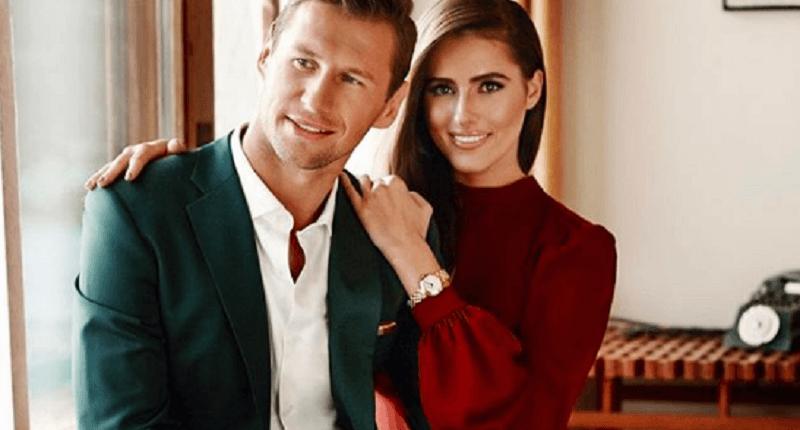 Kiedy ślub Grzegorza Krychowiaka z Celią Jaunat?