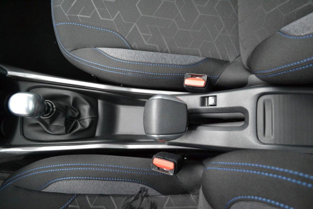 Peugeot 2008 wnętrze