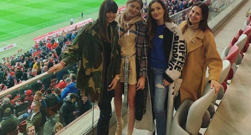 Jak polskie WAGs kibicowały piłkarzom? Mamy zdjęcia!