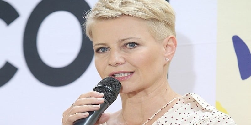 Nowa Fryzura Małgorzaty Kożuchowskiej Piękna Aktorka