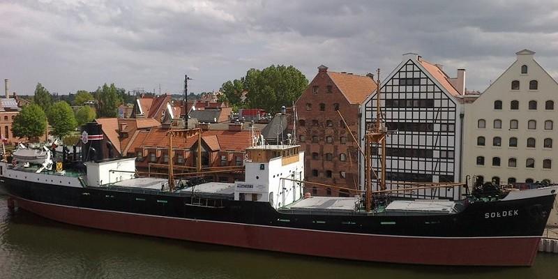 sołdek gdansk