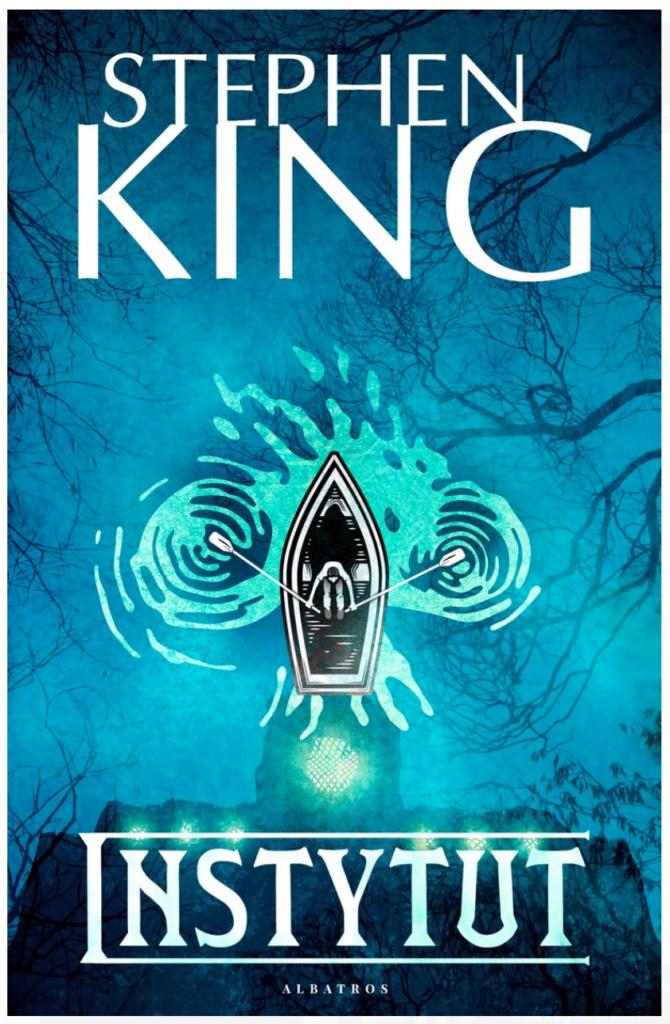 """Czy Stephen King się skończył? """"Instytut"""" Stephen King - recenzja"""